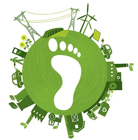 Como podemos diminuir as nossas pegadas de carbono com o Home Office?