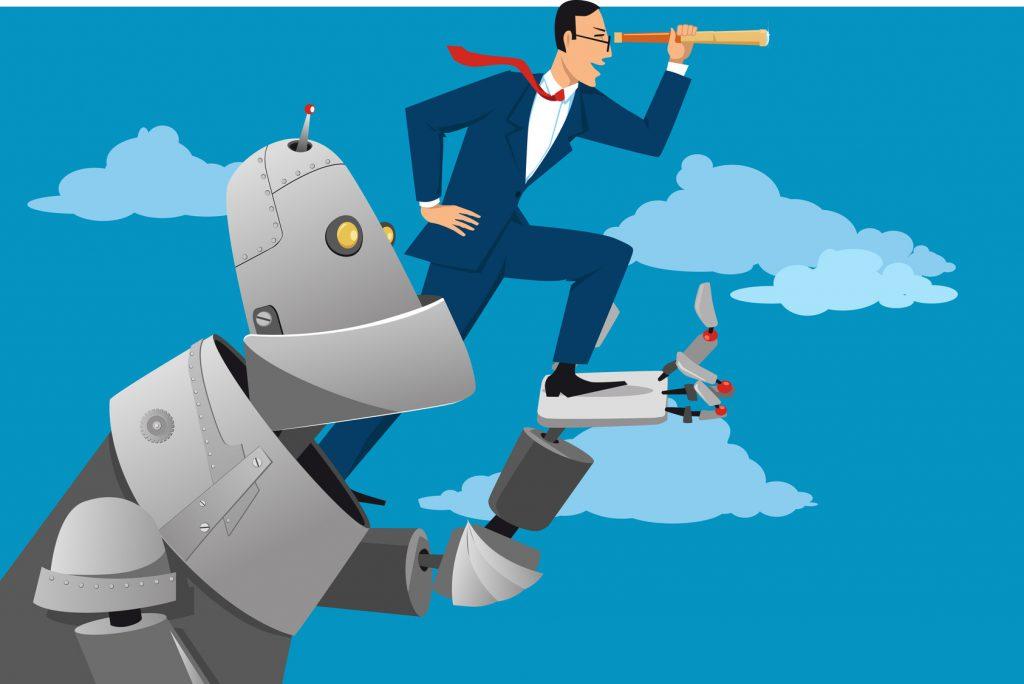Como implementar a robotização na sua empresa da melhor maneira?