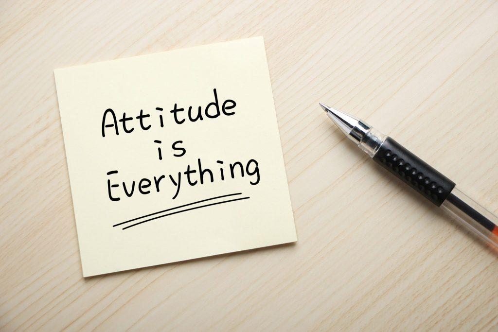 Pequenas atitudes podem mudar o seu dia a dia.