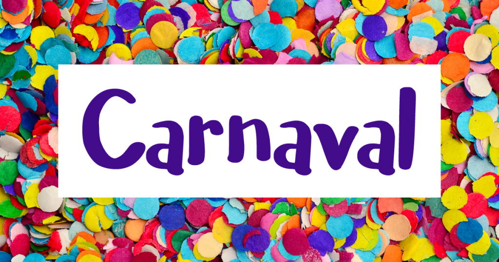 Já pensou se todo dia fosse carnaval?