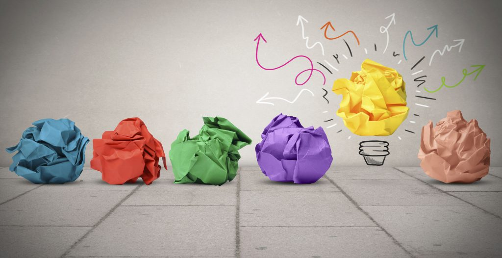 A criatividade é uma habilidade muito requisitada, mas que não está no nosso currículo. Como podemos trabalhar para sermos mais criativos?